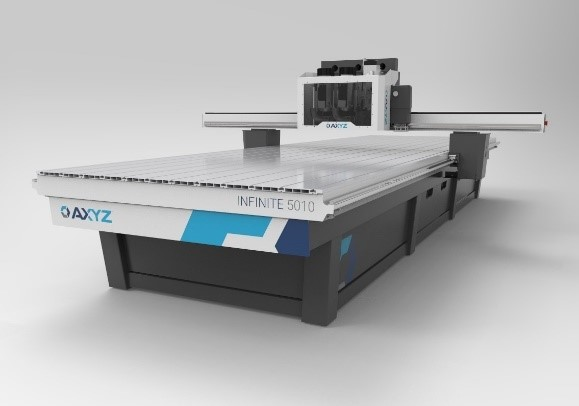 AXYZ Automation Group Announces New Infinite Router