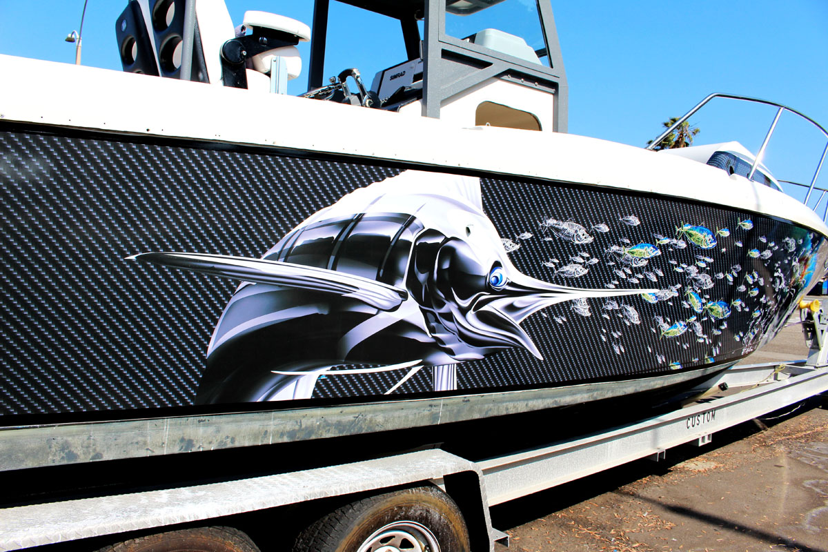 Best Watercraft Graphics of 2017 Runner-up