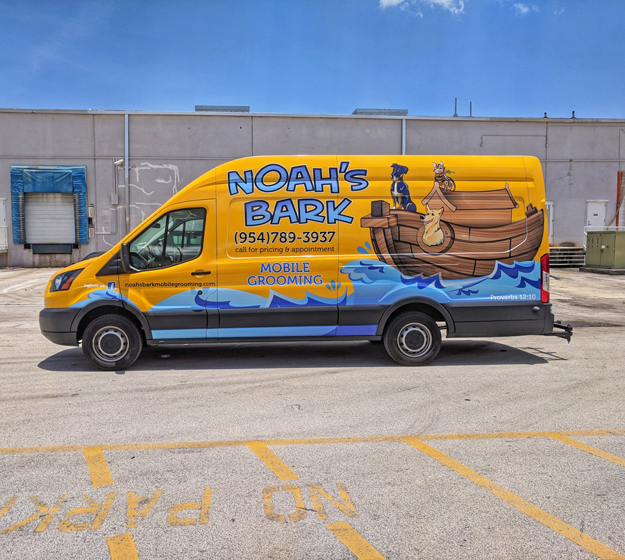 Car Wrap Solutions uses video as a way to separate itself from intense nearby competition in Ft. Lauderdale, FL.